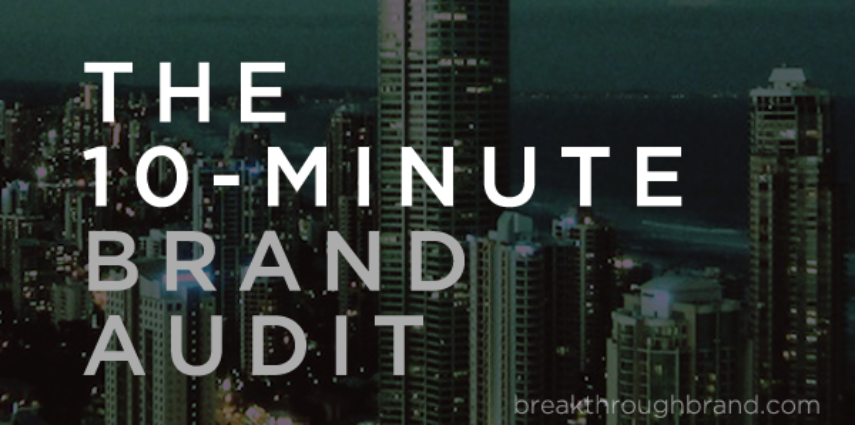 brand audit A comprehensive brand audit will often reveal new grow opportunities for your  brands, and new ways to make your brand resonate with a new.