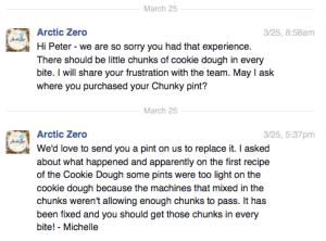 Facebook - Arctic Zero